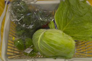 軽井沢の野菜